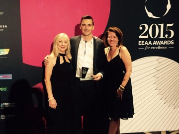 XPO Exhibitions Wins Industry Award for Third Year in a Row