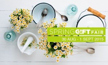 Spring Gift & Homeware Fair 2015