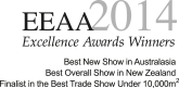 EEAA 2014, Excellence Awards Winners
